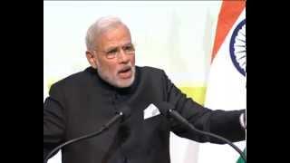 PM Modi at Indian community reception in Seoul | PMO