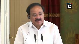 India's growth and Latvia's natural strength complement each other: M Venkaiah Naidu