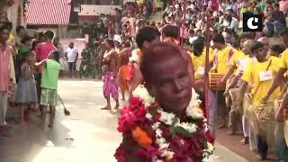 'Deodhani' festival at Kamakhya temple in Guwahati attracts huge gathering