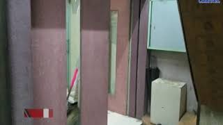 Gondal |  Vandalism breaks into office in Gondal News | ABTAK MEDIA