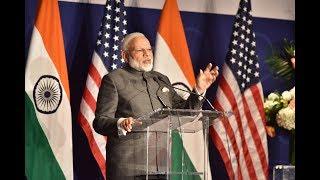 PM Narendra Modi at Indian Community Event in Washington DC, USA   PMO
