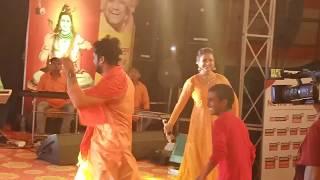 #Video #Khesari Lal का New #Devghar #LiveShow | कांवरियों के बीच लाइव शो | Kajal Raghwani