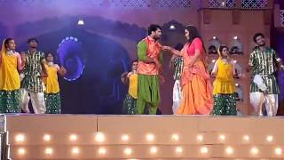 Khesari Lal Yadav kajal Raghwani - #Devghar #Bigganga #LiveShow - Coling Karat Rahi - Live Dance