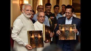 "PM Modi to release the book "" President Pranab Mukherjee - A statesman "" at Rashtrapati Bhavan | PMO"
