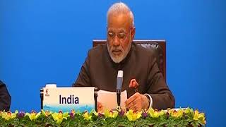 PM Modi addresses at BRICS Business Council at Xiamen, China 2017 | PMO