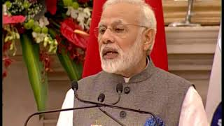 PM Modi's speech at Joint Press Statements with Belarus President Mr. Alexander Lukashenko | PMO