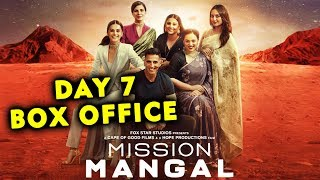 Mission Mangal | Day 7 Collection | Box Office Prediction | Akshay Kumar, Sonakshi, Vidya