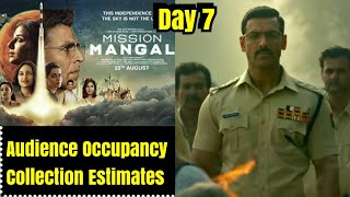 Mission Mangal Vs Batla House Audience Occupancy And Collection Estimates Day 7