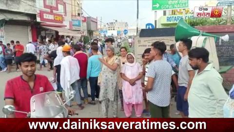 Jalandhar में फिर Ravidas Community द्वारा ज़ाहिर किया गया रोष