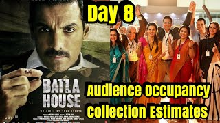 Mission Mangal Vs Batla House Audience Occupancy And Collection Estimates Day 8