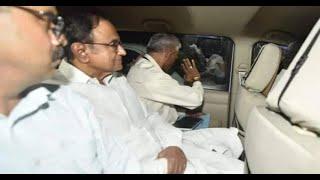 #INX मीडिया मामले में 27 घंटे बाद #PChidambaram गिरफ्तार, #CBI कोर्ट में होगी पेशी