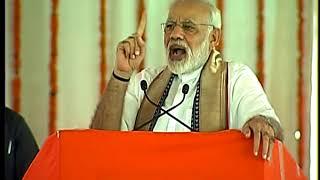 PM Modi speech at laying of foundation stone of various  projects in Varanasi, Uttar Pradesh | PMO