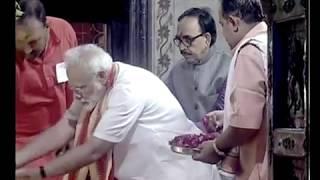 PM Modi visits Durga Kund and Darshan at Durga Mata Temple | PMO