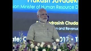 PM Modi dedicates IIT Gandhinagar to the Nation and launches Gramin Digital Saksharta Scheme | PMO