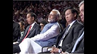 PM Modi attends Opening Ceremony of the 31st ASEAN Summit at Manila, Philippines | PMO