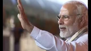 PM Modi flags off Varanasi-Patna Mahamana Express train service between Manduadih and Patna | PMO