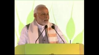 PM Modi attends 'Krishi Unnati Mela' and addresses the Farmers at PUSA Campus, Delhi | PMO