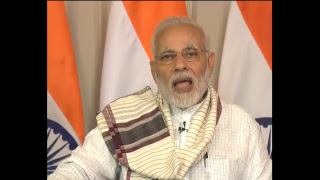 PM Narendra Modi addresses the Shree Cutchi Leva Patel Samaj in Nairobi via Video Conferencing | PMO