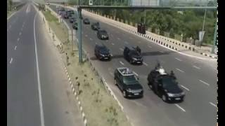 PM Modi dedicate the newly constructed Delhi Section of Delhi Merrut Expressway to the Nation | PMO