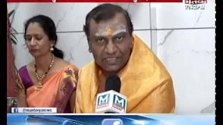 Ahmedabad: સરસપુરમાં આવેલા સુદામા કુટિરમાં યોજવામાં આવ્યો રુદ્રમહાભિષેક