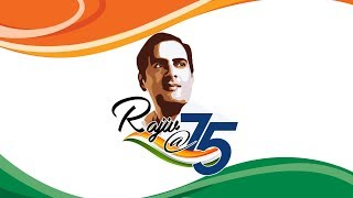 LIVE: Congress begins year long celebrations for Shri Rajiv Gandhi's 75th Birth Anniversary