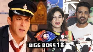 Puneesh And Bandagi Kalra Reaction On Bigg Boss 13 | Salman Khan's Show