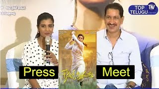 Kausalya Krishnamurthy Movie Press Meet | Aishwarya Rajesh | Rajendra Prasad | Top Telugu TV