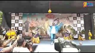 Ayushmann Khurrana Promoting Dream Girl Movie In Vadodara Gujarat