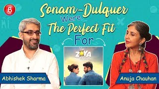 Sonam Kapoor-Dulquer Salmaan Were The Perfect Fit For Zoya Factor: Abhishek Sharma & Anuja Chauhan