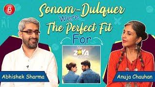 Sonam Kapoor-Dulquer Salmaan Were The Perfect Fit For Zoya Factor: Abhishek Sharma & Anuja Chauhan