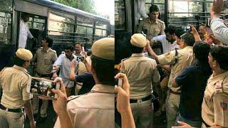 दिल्ली में संत रविदास मंदिर तोड़ने का विरोध करने वाले भीम आर्मी नेता रावण सहित 96 को तिहाड़ जेल भेजा
