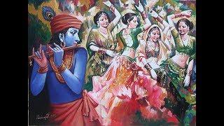 કૃષ્ણ ગોપી વાણી યુદ્ધ Krishna Gopi Speech War |  Aksharmuni Swami | | SHIKSHA TV