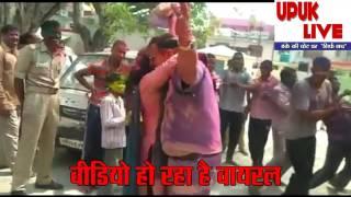 Uttar Pradesh Police Holi Dance Sambhal