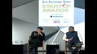 Ravi Shankar Prasad Piyush Goyal address startup founders | ET Startup Awards 2019