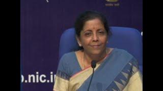 No Angel Tax for DPIIT registered startups: Nirmala Sitharaman