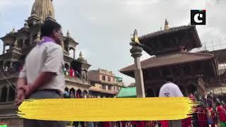Devotees throng Krishna Mandir to celebrate Janmashtami'