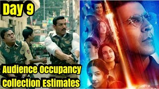 Mission Mangal Vs Batla House Audience Occupancy And Collection Estimates Day 9