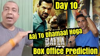 Mission Mangal Vs Batla House Box Office Prediction Day 10