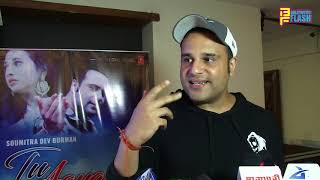 Comedian Krushna Abhsihek Exclusive Interview - PULWAMA Attack's Song Tu Aaya Na Launch
