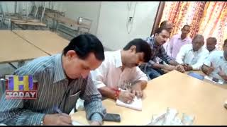 13 BJP district president Rakesh Thakur warns former MLA Bambar Thakur