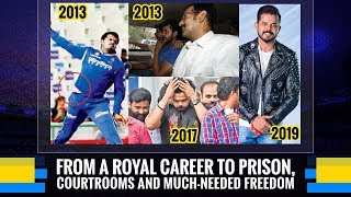 Sreesanth's spot-fixing allegations - Timeline