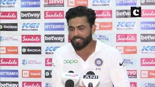 Ind vs WI: Ishant Sharma's 2 caught and bowled was turning point of game, says Ravindra Jadeja