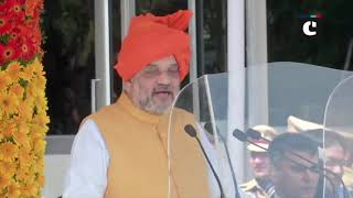 Sardar Patel united 630 princely states, PM Modi fully integrated J&K with India: Amit Shah