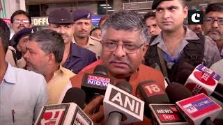 It's my personal loss: RS Prasad on Arun Jaitley's demise