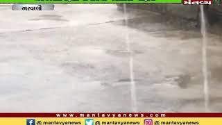 Aravalli: વહેલી સવારથી વરસાદી માહોલ