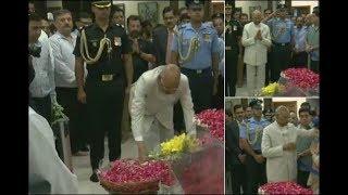 President Ram Nath Kovind pays tribute to Arun Jaitley