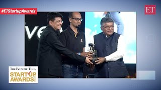 Delhivery named Startup of the Year at ET Startup Awards 2019