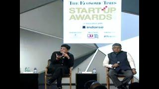 ET Startup Awards 2019: Ravi Shankar Prasad Piyush Goyal address startup founders