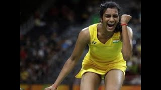 PV Sindhu creates history wins gold medal in BWF World Championships