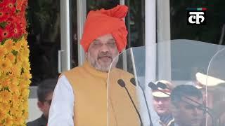 सरदार पटेल ने 630 रियासतों को एकजुट किया, पीएम मोदी ने भारत के साथ जम्मू-कश्मीर को: अमित शाह